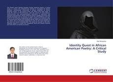 Borítókép a  Identity Quest in African American Poetry: A Critical Study - hoz