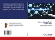 Bookcover of Robot Manipulator Kinematics