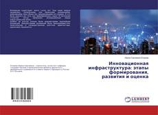 Buchcover von Инновационная инфраструктура: этапы формирования, развития и оценка