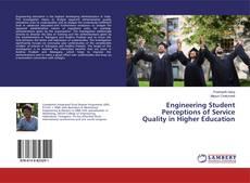 Portada del libro de Engineering Student Perceptions of Service Quality in Higher Education