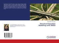 Portada del libro de Structural Equation Modeling with AMOS