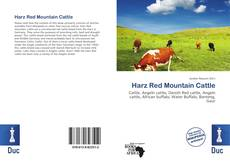 Bookcover of Harz Red Mountain Cattle