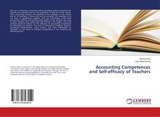 Bookcover of Accounting Competences and Self-efficacy of Teachers