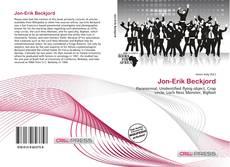 Buchcover von Jon-Erik Beckjord