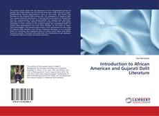 Bookcover of Introduction to African American and Gujarati Dalit Literature