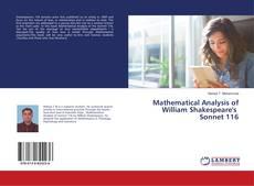Copertina di Mathematical Analysis of William Shakespeare's Sonnet 116
