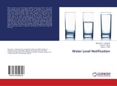 Bookcover of Water Level Notification