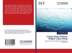 Türkiye Doğu Akdeniz Bölgesi Lagos Balığı kitap kapağı
