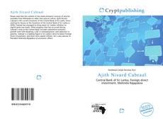 Bookcover of Ajith Nivard Cabraal