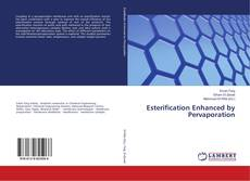 Bookcover of Esterification Enhanced by Pervaporation