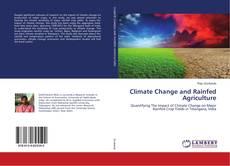 Capa do livro de Climate Change and Rainfed Agriculture