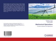 Mechanical Operations kitap kapağı