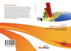 Bookcover of Business Student
