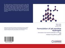 Bookcover of Formulation of pH sensitive Hydrogels