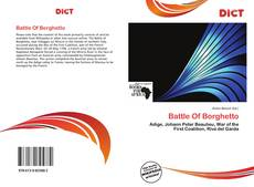 Borítókép a  Battle Of Borghetto - hoz