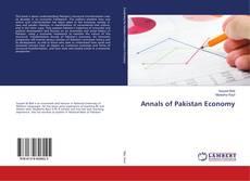 Copertina di Annals of Pakistan Economy