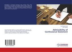 Borítókép a  Admissibility of Confessional Statement - hoz