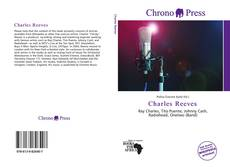 Bookcover of Charles Reeves