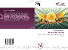 Bookcover of Gordon Raphael