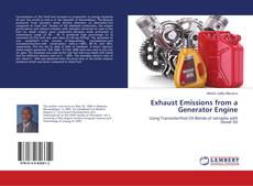 Exhaust Emissions from a Generator Engine的封面