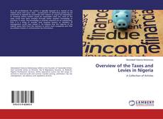 Capa do livro de Overview of the Taxes and Levies in Nigeria