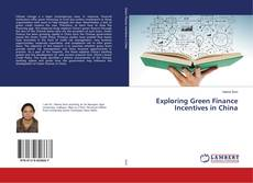 Обложка Exploring Green Finance Incentives in China