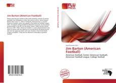 Copertina di Jim Barton (American Football)