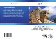 Buchcover von John Robert Mortimer