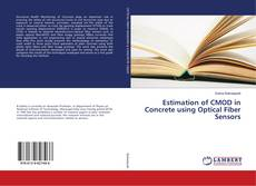 Couverture de Estimation of CMOD in Concrete using Optical Fiber Sensors