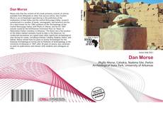 Bookcover of Dan Morse