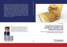 Empirical Analysis of Computer System and Network Security的封面