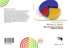 Capa do livro de Michael J. Saylor