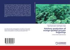 Buchcover von Hatchery production of orange-spotted grouper fingerlings