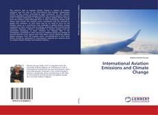 Capa do livro de International Aviation Emissions and Climate Change