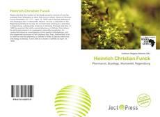Borítókép a  Heinrich Christian Funck - hoz