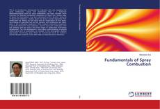 Bookcover of Fundamentals of Spray Combustion