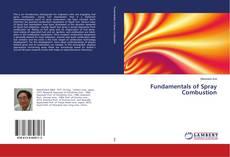 Copertina di Fundamentals of Spray Combustion