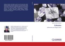 Bookcover of Calculus