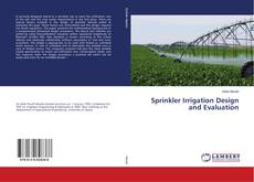 Sprinkler Irrigation Design and Evaluation的封面