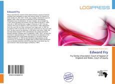 Обложка Edward Fry