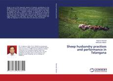 Sheep husbandry practices and performance in Telangana的封面