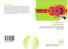 Buchcover von Louis Sparre