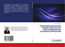 Обложка Термодинамическая теория прочности: прогнозирование усталости металлов