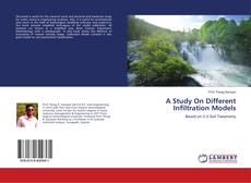 A Study On Different Infiltration Models kitap kapağı