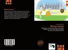 Bookcover of Marian Genov