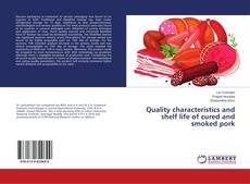 Borítókép a  Quality characteristics and shelf life of cured and smoked pork - hoz