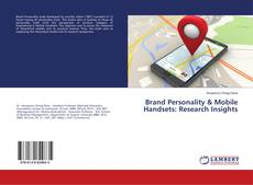 Couverture de Brand Personality & Mobile Handsets: Research Insights