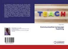 Bookcover of Communicative Language Teaching