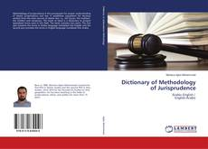 Bookcover of Dictionary of Methodology of Jurisprudence