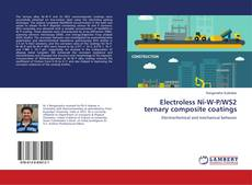 Bookcover of Electroless Ni-W-P/WS2 ternary composite coatings